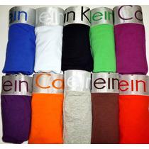 Boxer Calvin Klein Steel Hombre Clasico 6 Unidades Envio