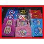Capas Super Héroes,batman,mujer Maravilla,frozen, Princesa