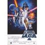 Star Wars Afiche De La Pelicula Foto 30x40 Exce Calidad