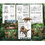 Kit Imprimible Libritos Dinosaurios Imprimir Y Pintar