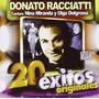 Donato Racciatti - 20 Exitos Originales