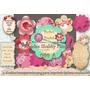 9 Blondas Florales Estampados Etiquetas Flores Primavera 2x1