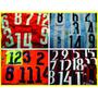 Estampado Camisetas Futbol Numero Nombre Vinilo Tipografias
