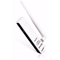 Adaptador De Red Wifi Usb Tplink 722n 150 Mbps