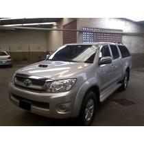 Toyota Hilux 3.0 4x2 Srv Tdi Doble Cabina Diesel 2011