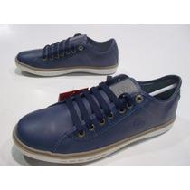 Zapatillas Dunlop Cuero Watson Hombre Origin Lavalledeportes