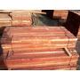 Varillas Para Alambrado Mazo De 50 U - Eucaliptus Colorado