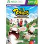Rabbids Invasion Xbox 360 Kinect Nuevo Sellado Original