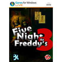 Five Nights At Freddys 3 (pc Game)