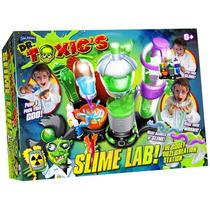 Laboratorio Del Doctor Toxic Slime Lab Next Point