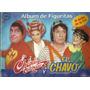 Album De Figuritas De El Chabo Y El Chapulin Colorado