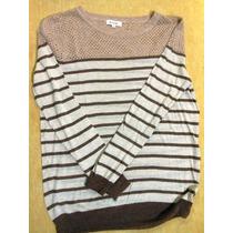 Lote Dama Sweater Remera M/larga Musculosa Todo Talle Medium