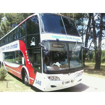 Omnibus De Larga Distancia Semicama En Venta