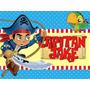 Kit Imprimible Candy Bar Capitan Jake Y Los Piratas Y Mas