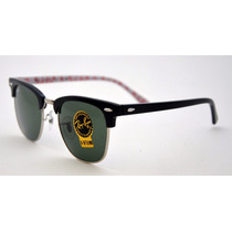 Anteojos Ray Ban Clubmaster Rb3016 Rb4175 Originales 50% Off