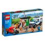 Lego City 60048 Unidad Especial Policia Perros Mundo Manias