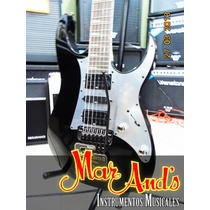 Ibanez Rg350 Dx - Guitarra Electrica C/ Fl Rose Tremolo Iii