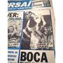 Periodico Orsai Boca Campeon Supercopa 89 Calabria Nota