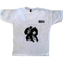 Remera Diseño Kiss (leer Condiciones Comerciales)