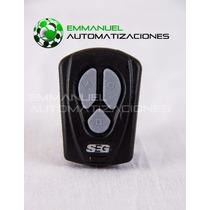 Control Remoto Para Portones Automáticos Seg