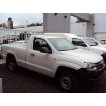 Volkswagen Amarok Pick-up Starline C/s 4x2