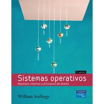 Sistemas Operativos 5ª Ed Stallings Pearson