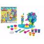 Play Doh Roda Gigante Cupcake + 5 Potes Massa - Hasbro