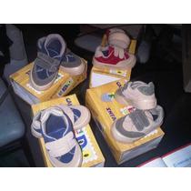 Zapatillas Nobuk Con Abrojos