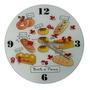 Reloj De Pared Cocina 30cm