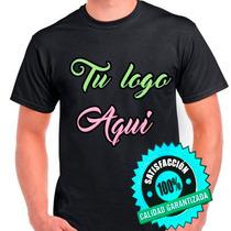 Remeras Personalizadas Sublimadas Hace Tu Logo,foto,frase