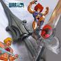 Thundercats + Heman Pack De Espadas A Tamaño Real Coleccion