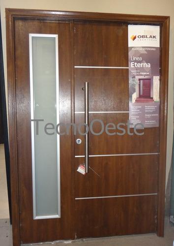 puerta y media residencial lateral oblak eterna 1183