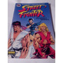 Street Fighter 2 Novela Grafica Editorial Norma Capcom