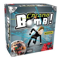 Chrono Bomb Juego De La Bomba Patch Original