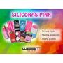Pink Silicona Animada 3d Huawei G620s + Film Blindado