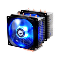 Cooler Cpu Alto Rendimiento Id-cooling 2 Coolers +q 212 Evo
