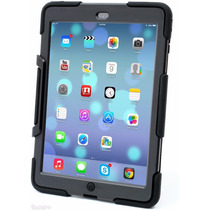 Funda Protector Survivor Ipad 2 3 4 Air 2 Ultra Resistente