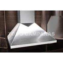 Campana Cocina Piramidal 60 Cm - Envio Gratis A Todo El Pais