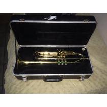 Trompeta Holton T602 Impecable Estuche Boquilla -made In Usa