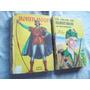 Lote De 2 Libros Robin Hood De La Colección Retro Robin Hood