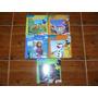 Libro Con Rompecabezas - Personajes De Disney
