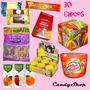 Combo .de Golosinas .para 30 Chicos Candybar + Jugos Baggio