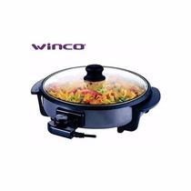 Multi Cocina Sartén Eléctrica Winco W-52 Parrilla Olla
