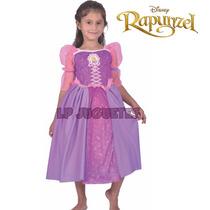 Disfraz Princesa Rapunzel Enredados Licencia Disney New Toys