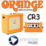 Amplificador Portatil A Bateria 3w Orange Micro Cr3 Nuevo
