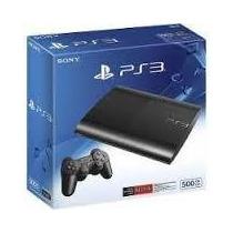 Rosario Sony Playstation 3 Super Slim 500gb Ps3 500 Gb Gtia.