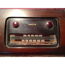 Antigua Radio - Tocadisco Philco