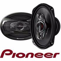 Parlante Pioneer Ts-a6995s De 5 Vías De 6 X9 600 W Máx 100r