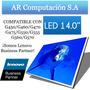 Pantalla Display Lenovo G450/460/470/480 14.0 Led Hd Wide