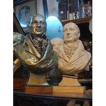 Busto Escultura Procer Manuel Belgrano